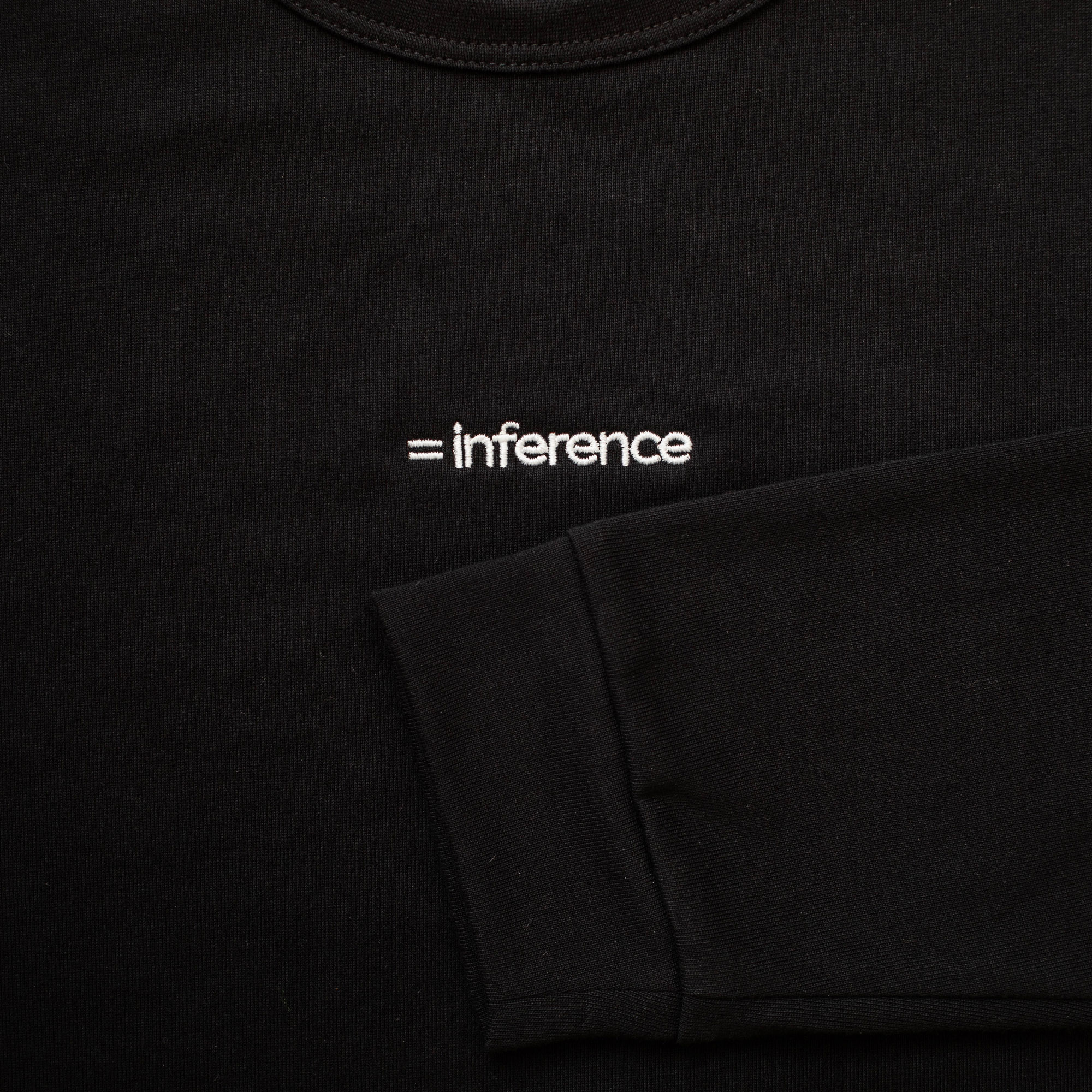 Inference Embroired longsleeve