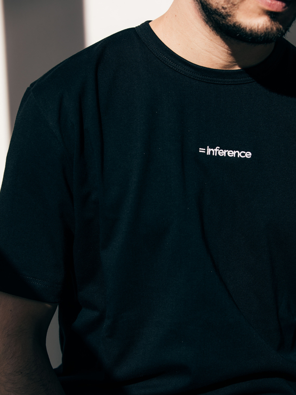 Inference Embroired apparel